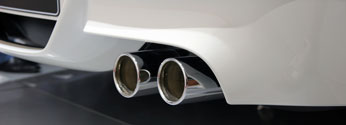 for the honeycomb structures of today's catalytic exhausts